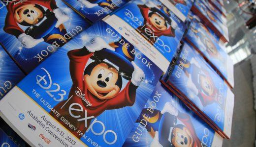 D23 Expo 2013&アナハイム ディズニーランド・リゾート 旅行記3日目
