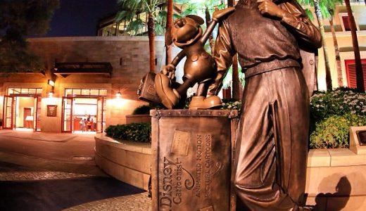 東京ディズニーシーにストーリーテラーズ像がやってきた!!