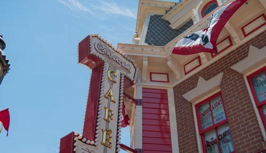 アナハイム ディズニーランド・リゾートのおすすめレストラン3店