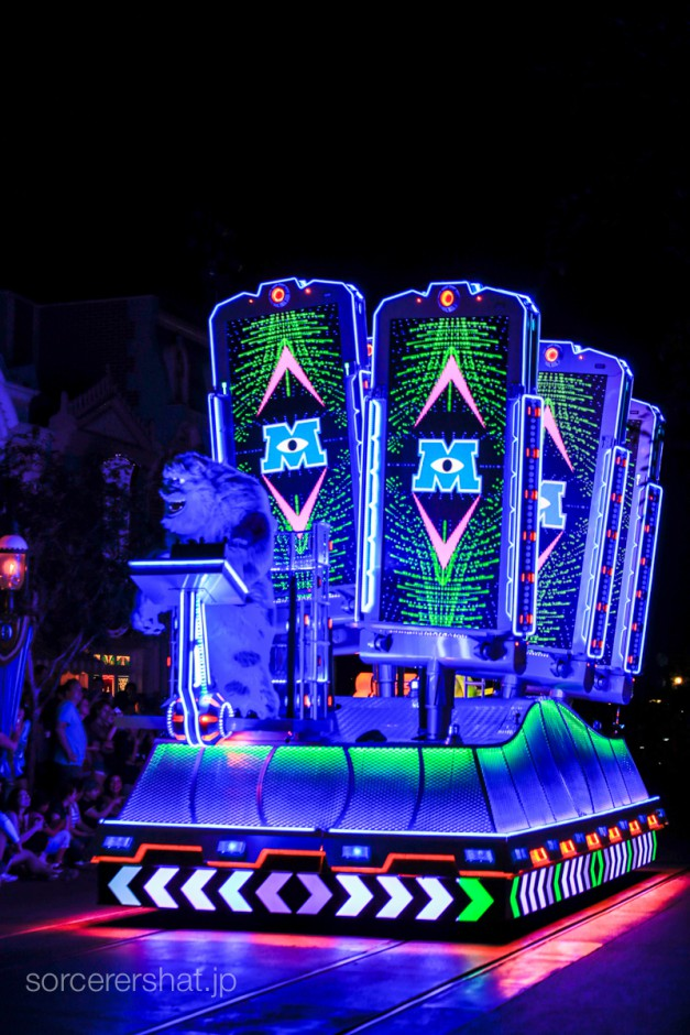 Monsters, Inc. Float